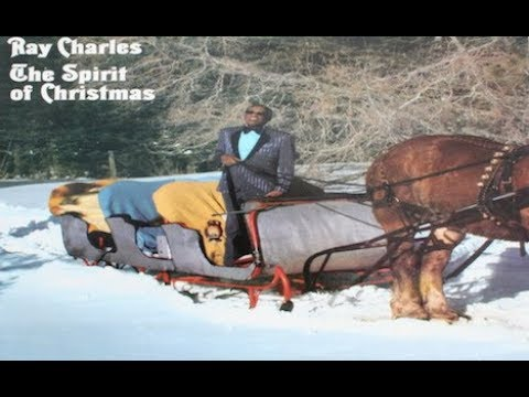 ray charles the spirit of christmas columbia records 1985