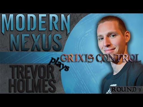 Trevor Holmes Plays MTGO Ep.7: Grixis Control (Round 1)