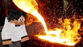 ПЕРЕПЛАВКА ПРЕДМЕТОВ - Minecraft (Мини-Мод)