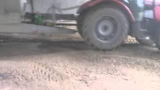 Budowa A4 - kto mu dał ciągnik? :)