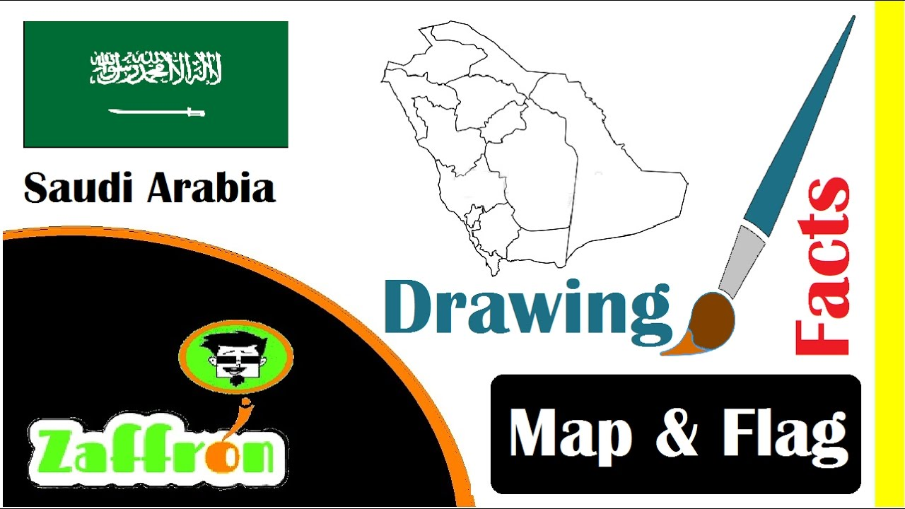 Learn Saudi Arabia Country Facts, Geography, Map & Flag