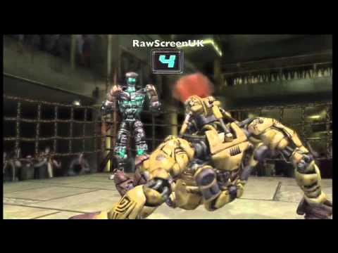 LP Real steel Ps4