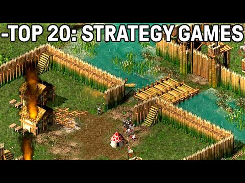 Top 20 Strategy Games PC