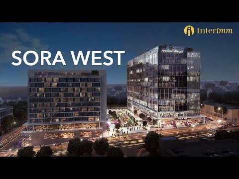 Dự án SORA WEST của Trung tâm vùng CanAm
