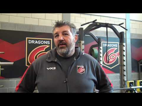 Dragons TV: Olivier Azam discusses his time at Dragons