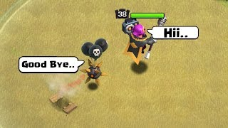 Top COC Glitches, Fails, Wins, and Troll Compilation | Clash of Clans Funny Moments Montage #52