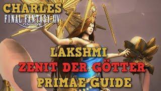 FFXIV 4.0 - Lakshmi Ex - Zenit der Götter Primae-Guide / Deutsch German