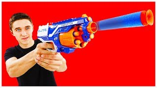 10 NERF BLASTERS THINGS YOU DIDN'T KNOW!