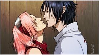 �������� ���� Саске и Сакура - Я помню твои карие глаза ������