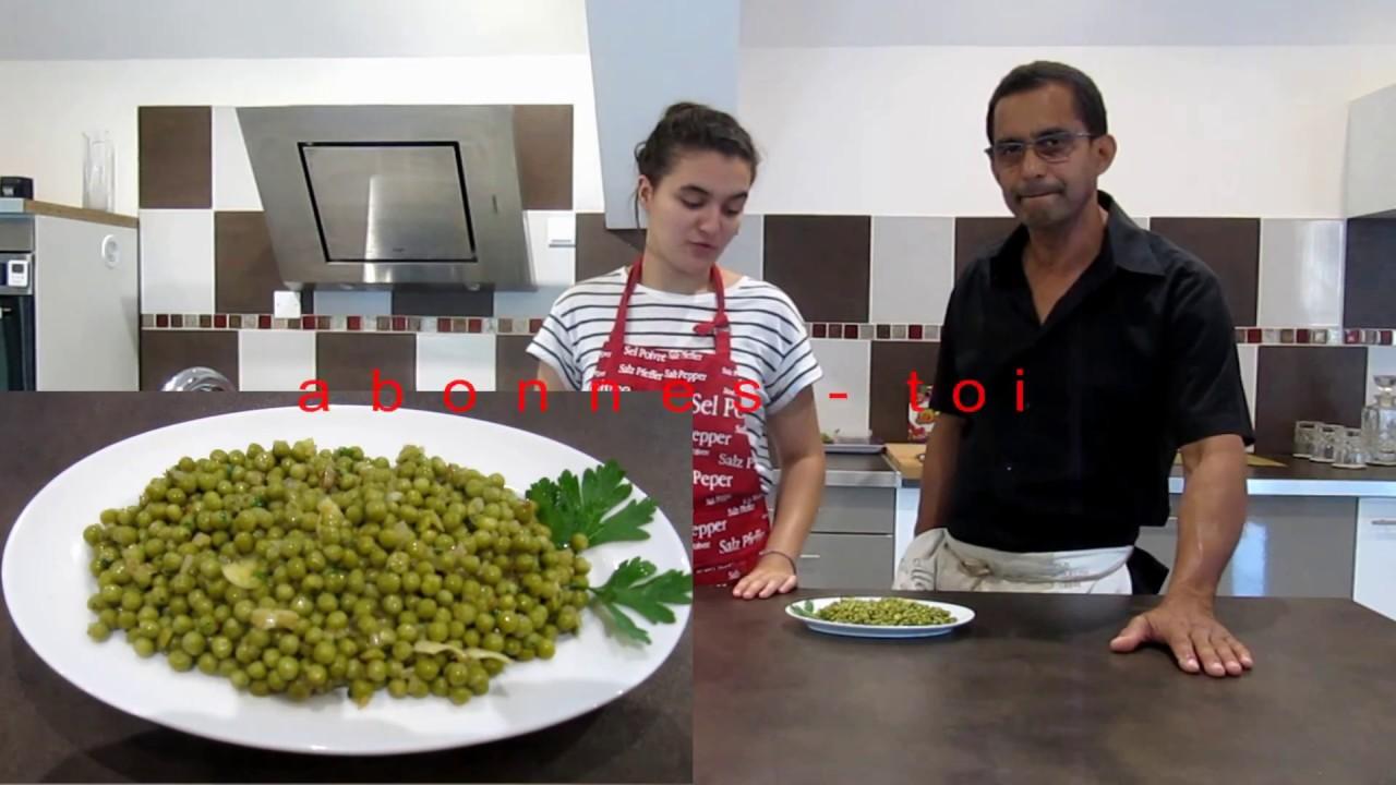 Comment cuisiner les petits pois cuisine facile pas cher - Comment cuisiner les gnocchi ...