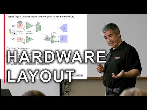 Hardware Layout - Oscilloscope Front End Design Talk (part 2)