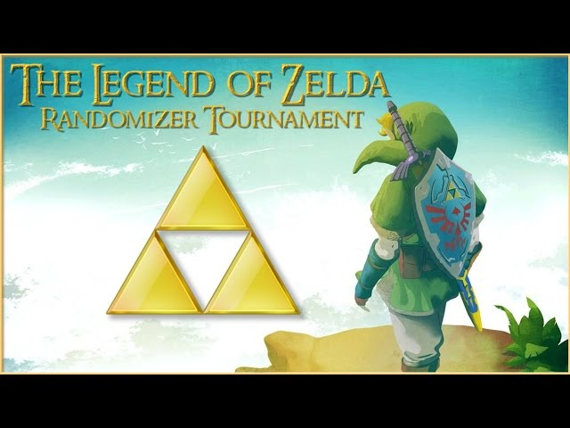 Zelda Randomizer Tournament: #1 CystalSaver Vs. #32 AdirondackRick