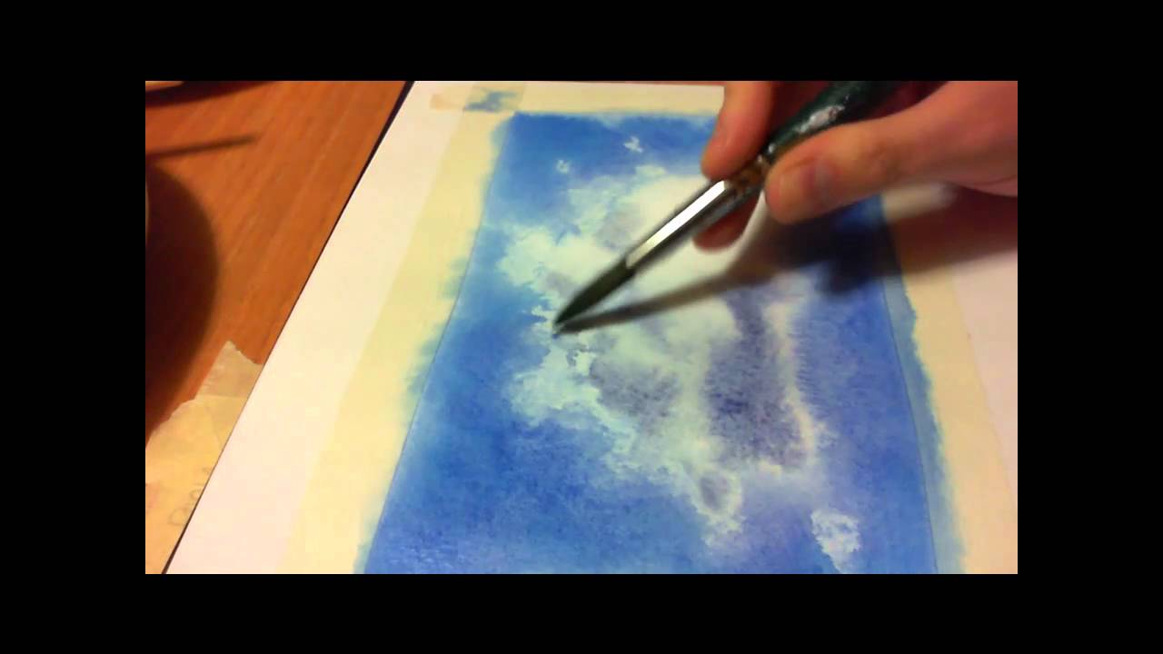 Le migliori 7 immagini su Dipingere nuvole | Dipingere ...