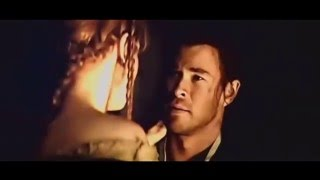 Chris Hemsworth & Jessica Chastain Sex Scene