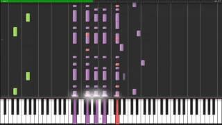 (Synthesia) Gorillaz - DARE PIANO