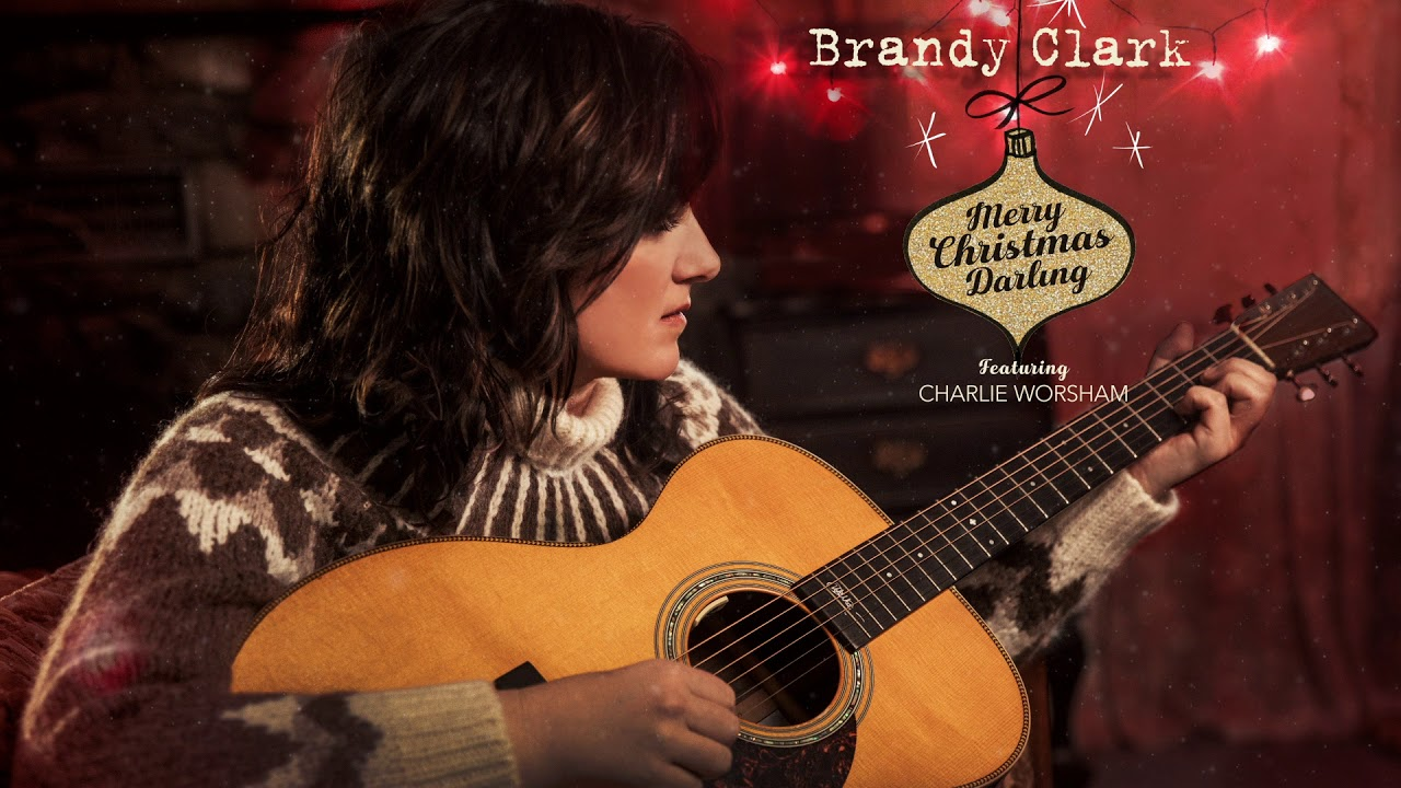 Brandy Clark - Merry Christmas Darling [Official Audio]