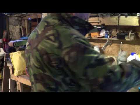 DIY Metal Detector Trowel Sheath: Part 4