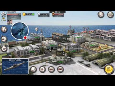 Nikolai576 - Navy Field Mobile Game - Subs