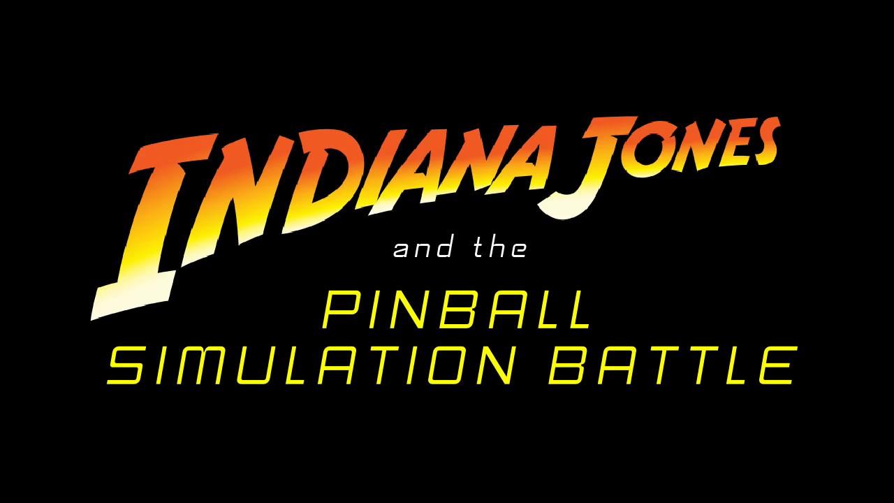 Visual Pinball vs Future Pinball (Indiana Jones)