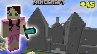 Minecraft: GIANT CASTLE CHALLENGE [EPS7] [45]