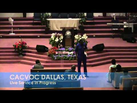 Revival vigil ministering Apostle Tim Gbasha, November 6 2015