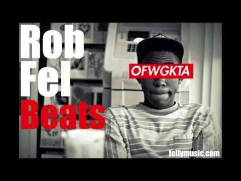 Odd future type Instrumental (OFWGKTA)  beat by Felly
