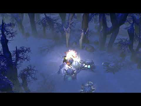 Titan Quest: Ragnarök - Console Gameplay Trailer