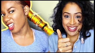 """""""THE LITTLE BROWN GIRL"""" Inspired This Hairstyle... Oh WOWWW!! Liza Koshy x Vogue"""
