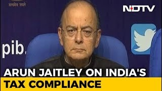 Arun Jaitley Hints At No Reduction In Oil Excise Duty