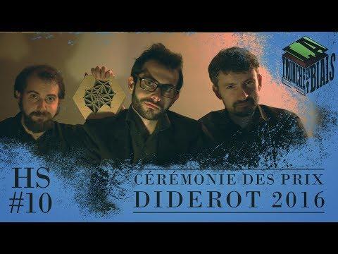 Prix Diderot 2016 vu par la TeB