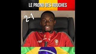 🇧🇪 Belgique - Brésil 🇧🇷 : Les pronos !