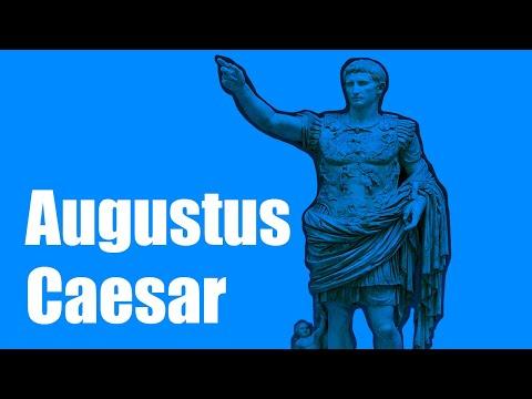 Augustus Caesar Biography