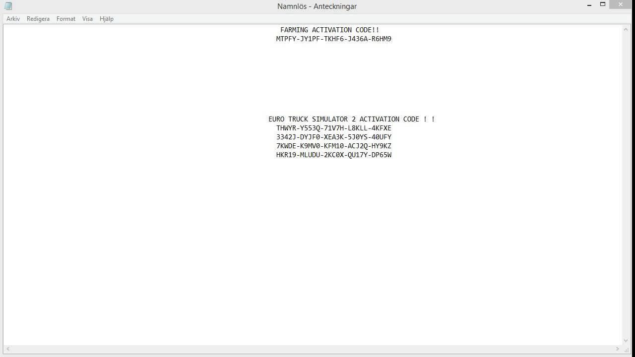 cd key euro truck simulator 2 1.15 1