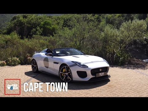 Finally Driving A Project 7 Jaguar F-Type [My Dream Car]