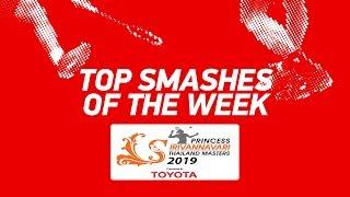 PRINCESS SIRIVANNAVARI Thailand Masters 2019