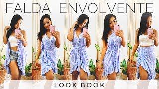 Cómo Transformar la Falda Envolvente |   LOOKBOOK