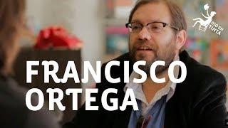 """Francisco Ortega: """"Mi primer acercamiento a los libros y la lectura fue con Mampato"""""""