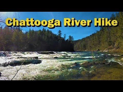 Chattooga River Hike On The Bartram Trail In Georgia