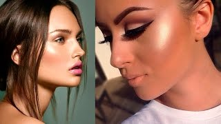 How to Apply Highlighter - Best Tutorial from Makeup Artists