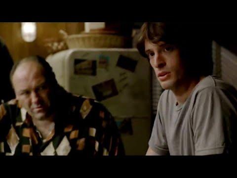 Finn Says That Vito A Fag - The Sopranos HD