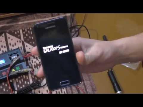 """Ремонт"" смартфона Samsung Galaxy"
