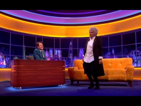 Julie Walters On Being A Nurse - The Jonathan Ross Show