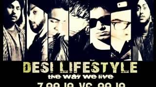 Desi Lifestyle   Aaja Ve Aaja Audio   D