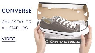 Converse Chuck Taylor All Star Low | Shoes.com