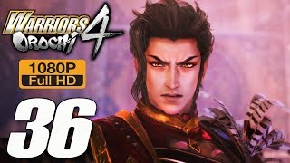 """Warriors Orochi 4 Story Mode Gameplay PC #36   """"Entrusted with a Plan"""" HD 1080p"""