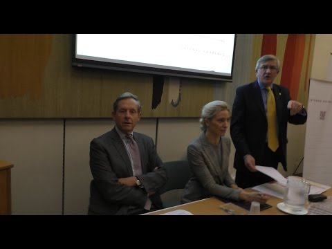 (Рус) 'Why Does the UK Support Ukrainian Shelling?' - Ukraine / UK 25-year event in Westminster