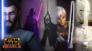 Download Lightsabers: Lore, Legend, and Duels | Star Wars Rebels | Disney XD Mp3 and Videos