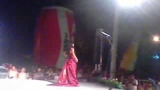 NUESTRA BELLEZA SAN MARCOS GUERRERO 2011/TRAJE DE NOCHE