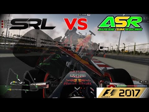 STATE OF F1 2017 ONLINE: ASR VS SRL Leagues Discussion