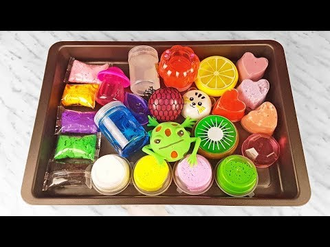 MIXING ALL MY STORE BOUGHT SLIME!!! AMAZING CLEAN SLIME!!! MOST SATISFYING SLIME VIDEOS !